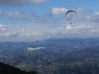 Flying in Algodonales