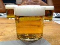 Barra libre de cerveza
