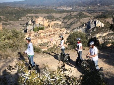 90-min segway trip in Asque
