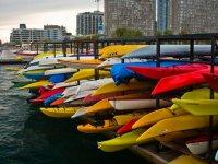Saved kayaks