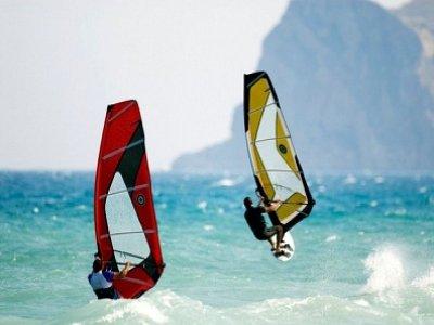 Tarifa Air Force Windsurf