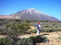Facing the Teide