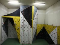 To practice climbing
