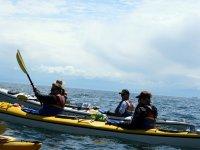 Rutas en kayak en Mallorca