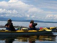 Rutas en kayak biplaza