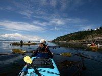 Kayak biplaza y monoplaza