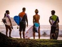 Cursos de Surf para grupos
