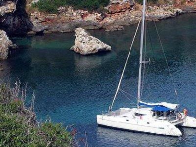 Catamarán Menorca