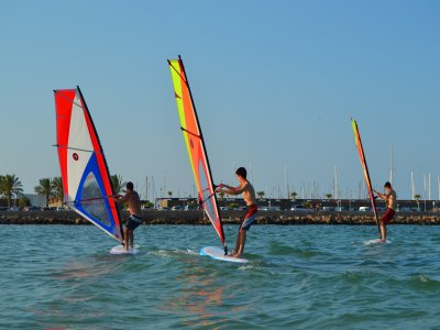 Jaws School Windsurf