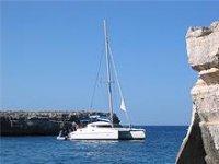 rutas en catamaran