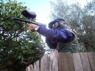 Paintball Sierra de Aracena