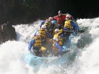 Rafting en los rápidos más alucinantes