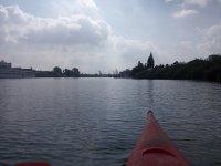 Discovering Seville by kayak