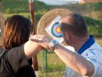 Clases de tiro con arco en Cádiz