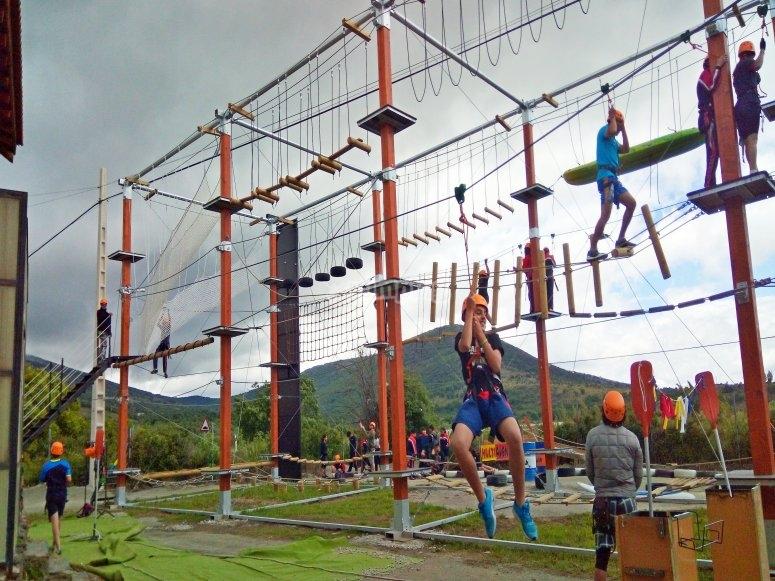 Nuevo parque de cuerdas