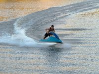 Two-seater jet skis in Guadarrama - 30m