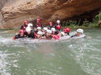 在布恩迪亚练习漂流爱玩组在山沟 -