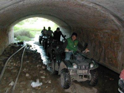 Ruta quad monoplaza en Punta Paloma, 2 horas