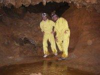 Nuevos espeleologos en Cuenca