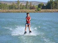 Esqui acuatico infantil
