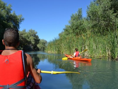 Actividades Náuticas Sierra de Cádiz Kayaks