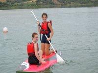 paddle para dos
