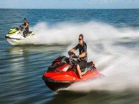 Velocità in mare con moto d'acqua