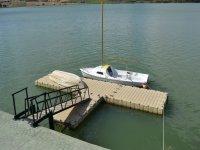 水帆船停泊