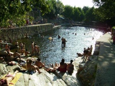 Campamento aventura e inglés en Valle del Ambroz