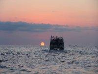 Salida en Catamarán  despedidas, Hondarribia