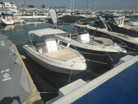 Nuestra flota en el puerto de Marbella