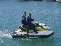 Motos de agua para dos en Marbella