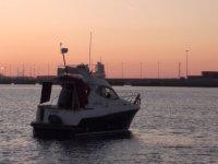 Puesta de Sol en Barco Bilbao La mar de Bien