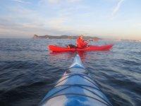 Excursión en kayak a Cala Bonita