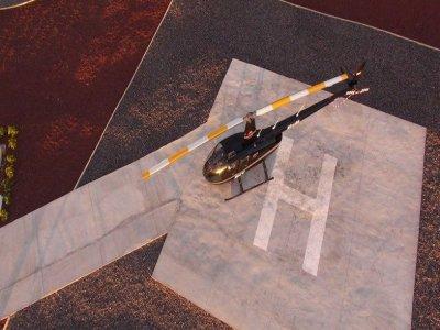 直升机飞行Isla Baja,35分钟