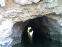 cueva de paso chorro de las minas