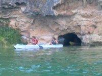 cueva laguna Tinaja