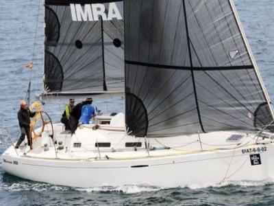 Alquiler velero en Ibiza con patrón, 1 semana
