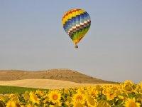 Vuelo en globo en Palencia