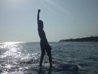 冲浪海滩的La Costa del Sol海岸
