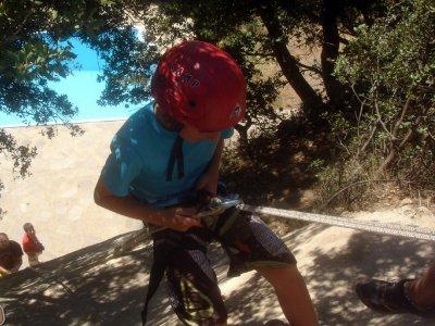 Accampamento in Alpujarra dal 1 al 16 agosto