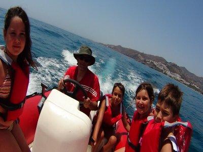 Accampamento in Alpujarra dal 1 al 10 agosto