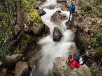 Fotografare il fiume