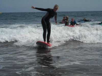 Surf urban camp for kids. L-F