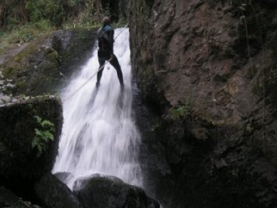 Special for groups: canyoning, rafting and picnic