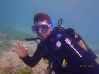 Curso Buceo Open Water Diver
