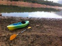 Prenditi una pausa dalla canoa