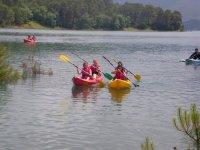 Canoeing in Jaén
