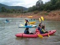 Iniziazione in canoa