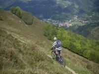 Ruta de montaña por la reserva natural de Peñas de Aya